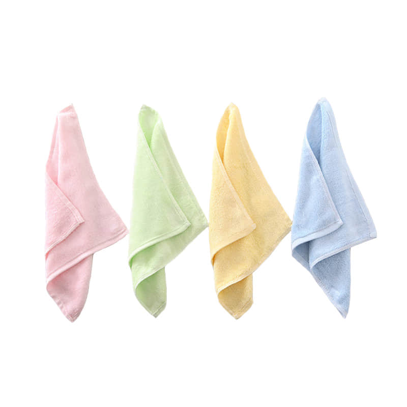 bamboo baby face towel